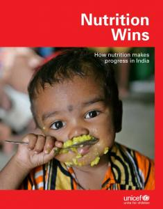 Nutrition Wins. How nutrition makes progress in India