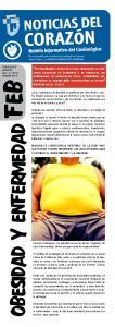 OBESIDAD Y ENFERMEDAD FEB