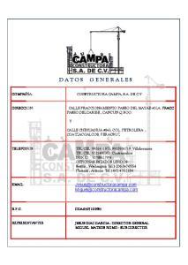 OBRA ELECTRICA AIRE ACONDICIONADO CALCULOS - PROYECTOS - VENTA - INSTALACION - MANTENIMIENTO PREVENTIVO Y CORRECTIVO A SISTEMAS DE AIRE ACONDICIONADO