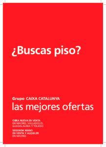 OBRA NUEVA EN VENTA EN MADRID, VALLADOLID, GUADALAJARA Y TOLEDO SEGUNDA MANO EN VENTA Y ALQUILER EN MADRID