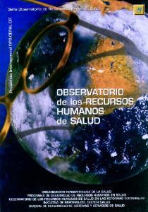 OBSERVATORIO DE RECURSOS HUMANOS DE SALUD