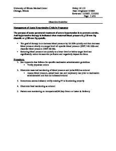 Obstetrics Guideline