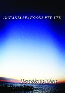OCEANIA SEAFOODS PTY. LTD