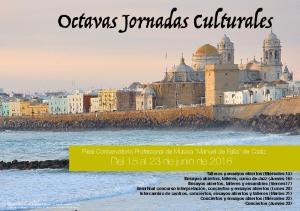 Octavas Jornadas Culturales