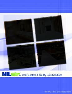 Odor Control & Facility Care Solutions