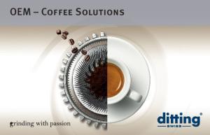 OEM Coffee Solutions