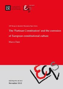 of European constitutional culture