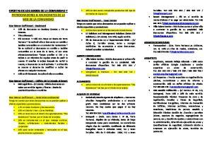 OFERTAS DE LOS SOCIOS DE LA COMUNIDAD Y PATROCINADORES & ANUNCIANTES DE LA WEB DE LA COMUNIDAD