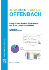 OFFENBACH Energie- und Treibhausgasbilanz der Stadt Offenbach am Main