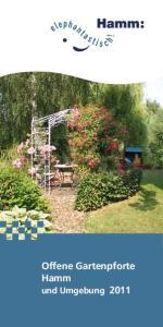 Offene Gartenpforte Hamm