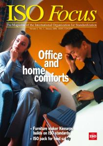 Office and home comforts