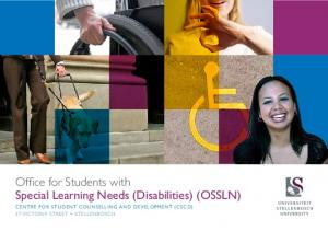 Office for Students with Special Learning Needs (Disabilities) (OSSLN)