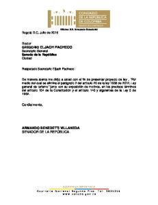 Oficina H.S. Armando Benedetti
