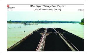 Ohio River Navigation Charts Cairo, Illinois to Foster, Kentucky