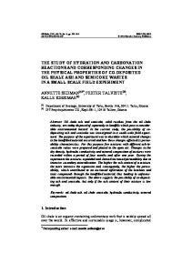 Oil Shale, 2012, Vol. 29, No. 3, pp ISSN X