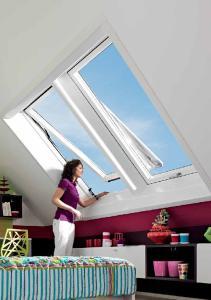 Okna dachowe Roto Designo