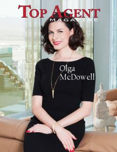 Olga McDowell. myself, wow, this is exactly where I want to be and what I want to do!