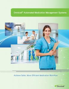 Omnicell Automated Medication Management Systems