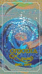 OMONIA. cafe EST