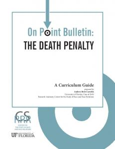 On P int Bulletin: THE DEATH PENALTY