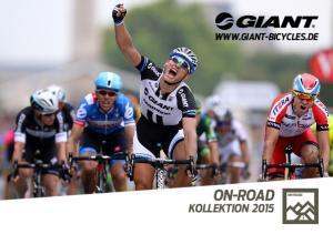 on-road Kollektion 2015