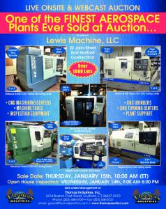 One of the FINEST AEROSPACE Plants Ever Sold at Auction