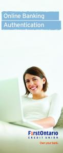Online Banking Authentication