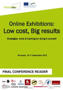 Online Exhibitions: Low cost, Big results