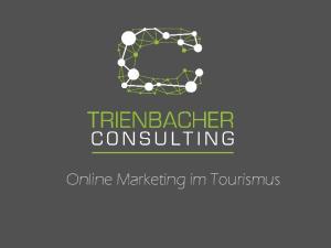 Online Marketing im Tourismus