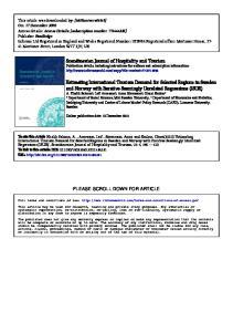 Online publication date: 13 December 2010