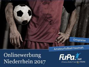 Onlinewerbung Niederrhein 2017