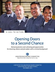 Opening Doors to a Second Chance