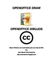 OPENOFFICE DRAW OPENOFFICE DIBUJOS