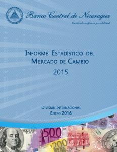 Operaciones de compra y venta de divisas en el Mercado de Cambio... 1