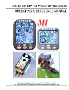OPERATING & REFERENCE MANUAL