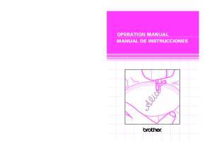 OPERATION MANUAL MANUAL DE INSTRUCCIONES
