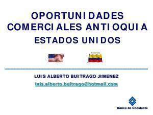 OPORTUNIDADES COMERCIALES ANTIOQUIA