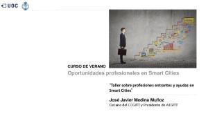 Oportunidades profesionales en Smart Cities