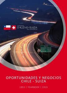 OPORTUNIDADES Y NEGOCIOS CHILE - SUIZA