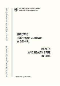 Opracowanie publikacji Preparation of the publication