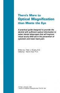 Optical Magnification