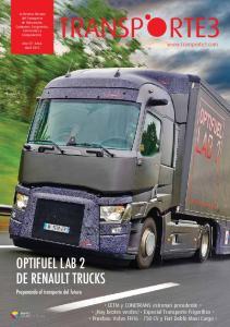OPTIFUEL LAB 2 DE RENAULT TRUCKS Preparando el transporte del futuro