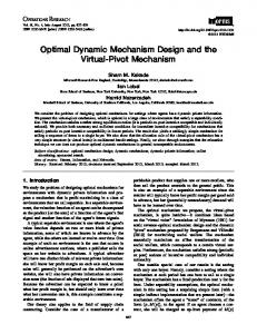 Optimal Dynamic Mechanism Design and the Virtual-Pivot Mechanism