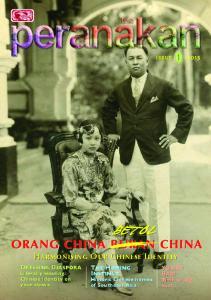 ORANG CHINA BUKAN CHINA