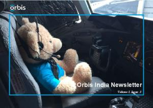 Orbis India Newsletter. Volume 2, Issue 3