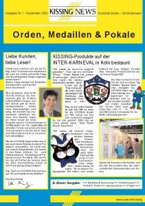Orden, Medaillen & Pokale
