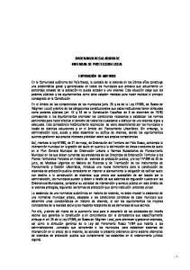 ORDENANZA REGULADORA DE VIVIENDAS DE PROTECCION LOCAL