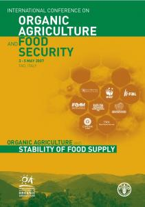 ORGANIC AGRICULTURE AND ENVIRONMENTAL STABILITY OF THE FOOD SUPPLY