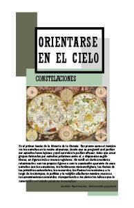 ORIENTARSE EN EL CIELO
