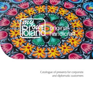 original handicraft Catalogue of presents for corporate and diplomatic customers